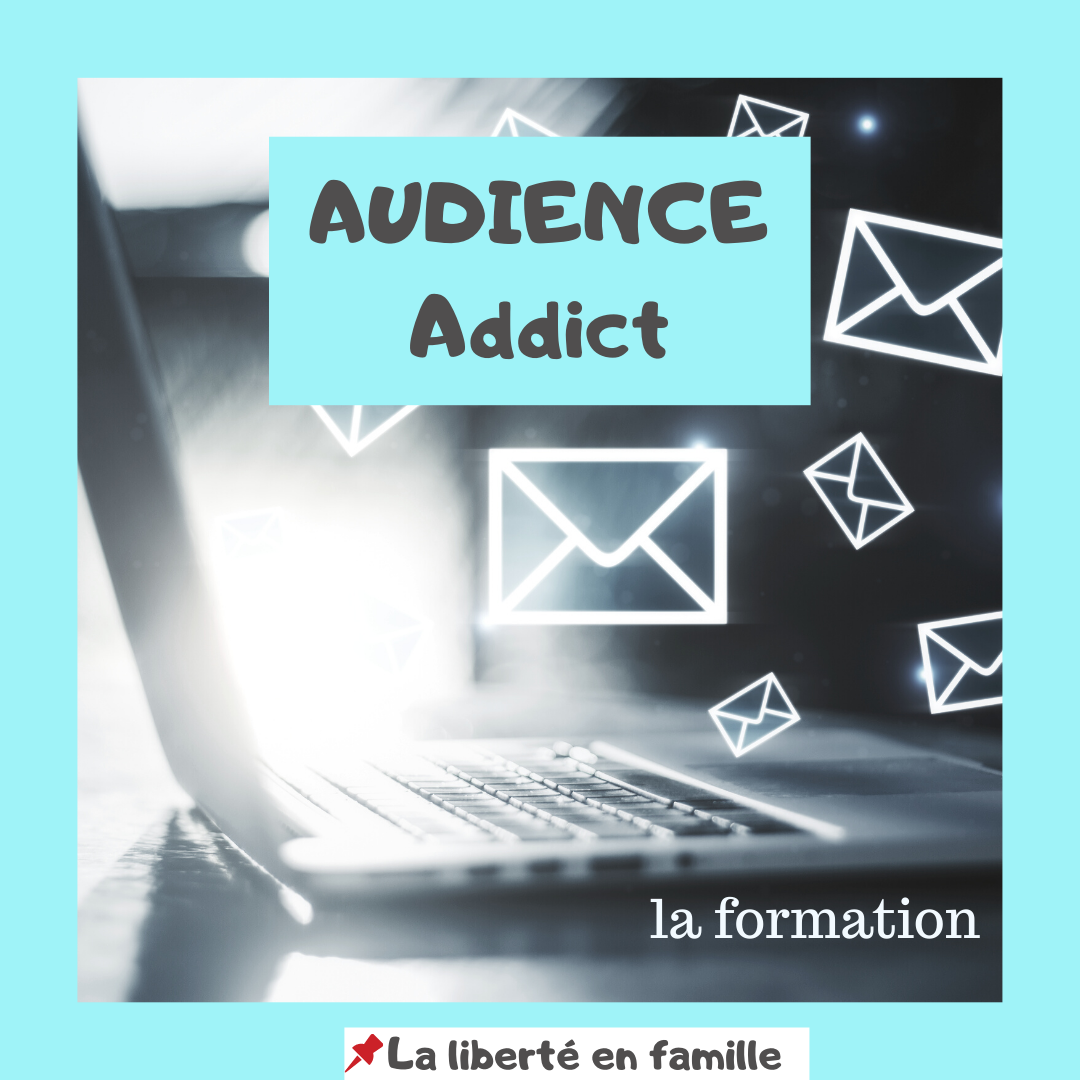 Audience Addict, ou comment rendre ta liste accro